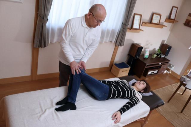 肋椎関節の検査